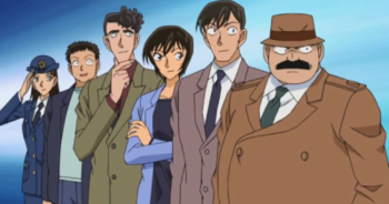 List of Case Closed characters - Wikipedia
