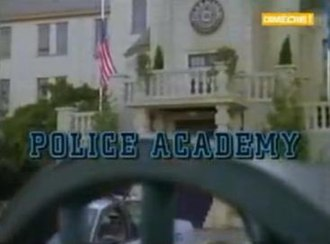 Police Academy: The Series - Title card