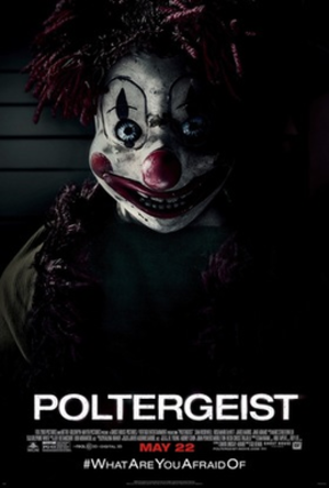 Poltergeist (2015 film) - Theatrical release poster