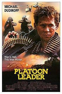 <i>Platoon Leader</i> (film) 1988 film by Aaron Norris