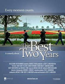 Poster of the movie The Best Two Years.jpg