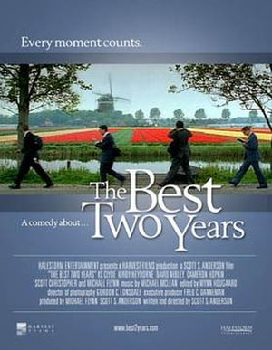 The Best Two Years - Image: Poster of the movie The Best Two Years