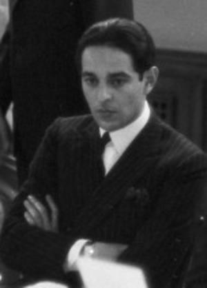Prince Moulay Abdallah of Morocco - Prince Moulay Abdallah in March 1963, during a meeting with Ahmed Ben Bella