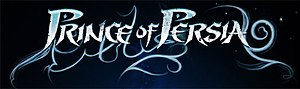 Prince of Persia - The logo for the 2008 Prince of Persia game.
