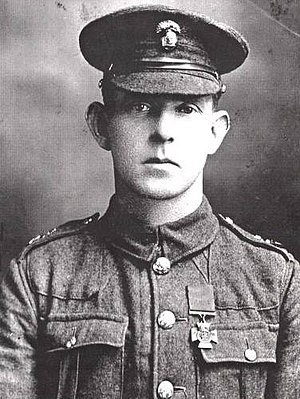 James Duffy (VC) - Image: Private James Duffy VC 1