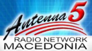Antenna 5 FM - Image: Radio Antenna 5 logo