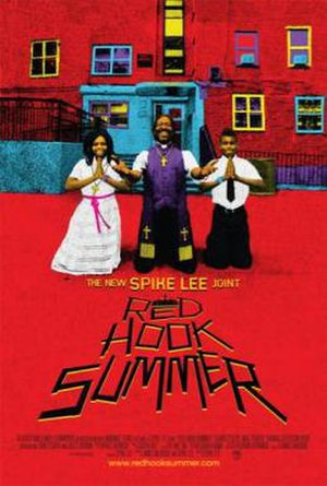 Red Hook Summer - Image: Red Hook Summer film poster
