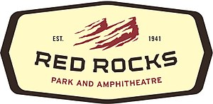 Red Rocks Amphitheatre - Image: Redrocks C Ologo