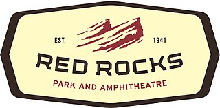 Red Rocks Amphitheatre Concert venue near Morrison, Colorado, United States