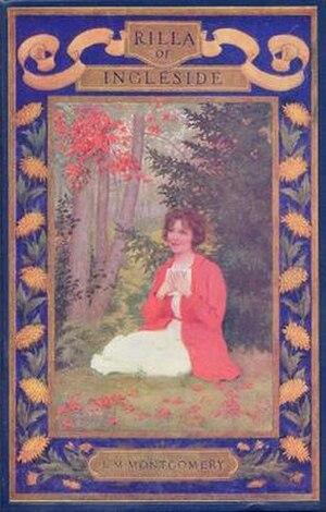 Rilla of Ingleside - First edition