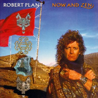 Now and Zen - Image: Robert Plant Now And Zen
