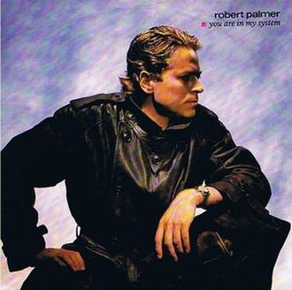 You Are in My System - Image: Robert palmer you are in my cover