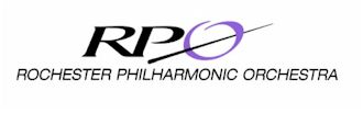 Rochester Philharmonic Orchestra - The logo in use before 2009.