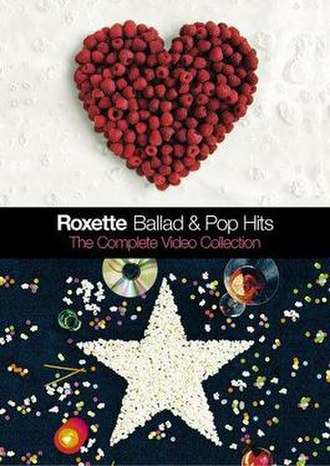 Ballad & Pop Hits – The Complete Video Collection - Image: Roxette Ballad & Pop Hits