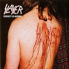 Cover for Serenity in Murder single/EP released on August 28, 1995.