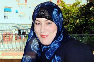 Samantha Lewthwaite - Photo of Samantha Lewthwaite on her Interpol Wanted profile