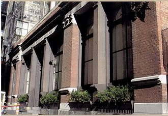 United States Mint - The First U.S. Branch Mint in California is located at 608–619 Commercial Street, San Francisco, San Francisco County. The branch opened on April 3, 1854. Today the building houses the Pacific Heritage Museum.