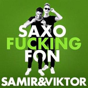 Saxofuckingfon - Image: Saxofuckingfon