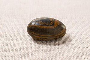 Seer stone (Latter Day Saints) - Image: Seer stone (Latter Day Saints)