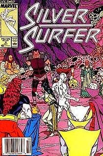 Elders of the Universe Fictional comic book supervillains
