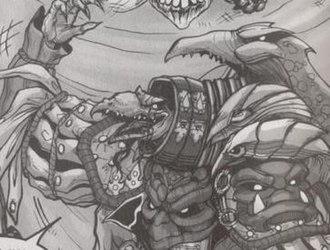 Legends of the Dark Crystal - The Collector skekLach, as seen in Legends of the Dark Crystal Vol. 1: The Garthim Wars