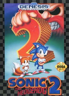 <i>Sonic the Hedgehog 2</i> 1992 video game