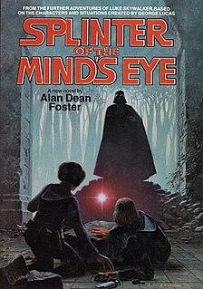 <i>Splinter of the Minds Eye</i> Novel by Alan Dean Foster