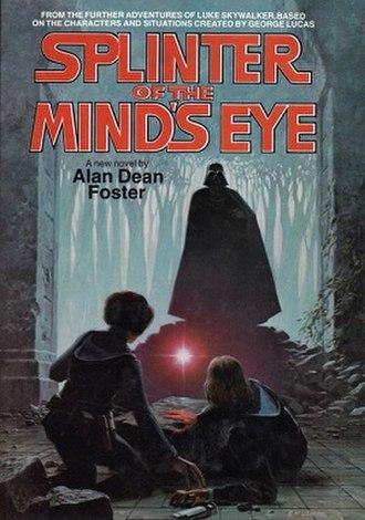 Splinter of the Mind's Eye - Image: Splinter of the Minds Eye