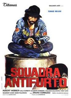 <i>Hit Squad</i> (film) 1976 Italian crime comedy film