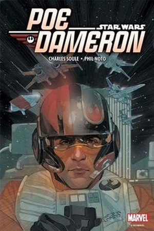Star Wars: Poe Dameron - Image: Star Wars Poe Dameron 001 (2016)