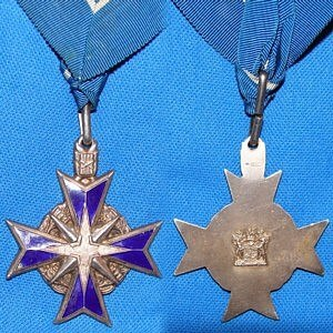 Star of South Africa, Silver - Image: Star of South Africa, Silver