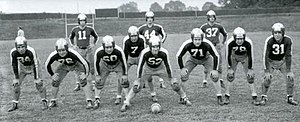 Eberle Schultz - Image: Steagles photo