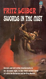 <i>Swords in the Mist</i> book by Fritz Leiber