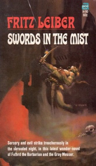 Swords in the Mist - cover art from first edition