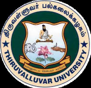 Thiruvalluvar University - Image: T Uemblem