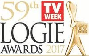 Logie Awards of 2017 - Image: TV Week Logie Awards 2017 logo