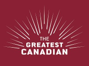 The Greatest Canadian - The Greatest Canadian logo