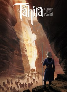 <i>Tahira: Echoes of the Astral Empire</i> 2016 video game