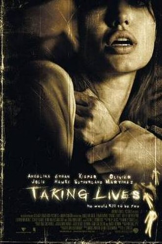 Taking Lives (film) - Theatrical release poster