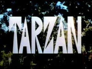Tarzan (1966 TV series) - Opening title
