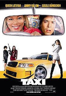 taxi 2004 film wikipedia. Black Bedroom Furniture Sets. Home Design Ideas