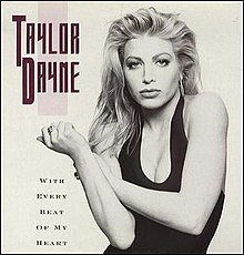 Taylor Dayne – With Every Beat of My Heart (single cover).jpg