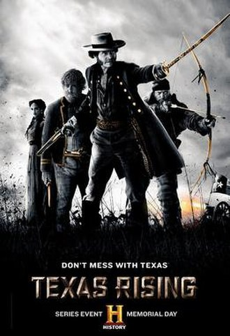 Texas Rising - Image: Texas Rising