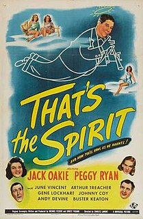 <i>Thats the Spirit</i> (film)