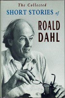 <i>The Collected Short Stories of Roald Dahl</i> book by Roald Dahl