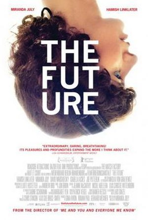The Future (film) - Theatrical release poster