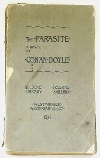 The Parasite - First edition (publ. Constable & Co.)