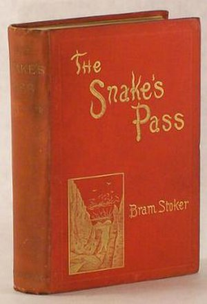 The Snake's Pass - First UK edition
