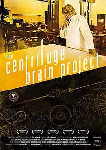 The Centrifuge Brain Project DVD cover.jpg