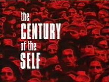 The Century of the Self - Wikipedia, the free encyclopedia